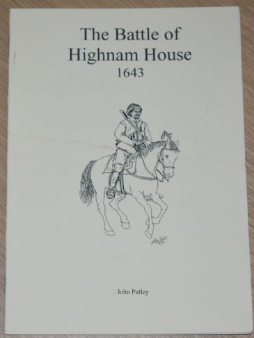 The Battle of Highnam House 1643, by John Putley